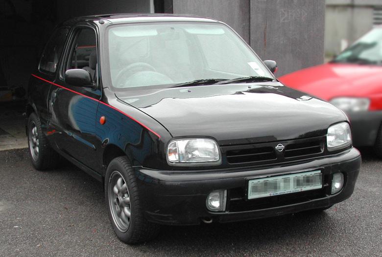 1994 Nissan Micra 1 3 Super S